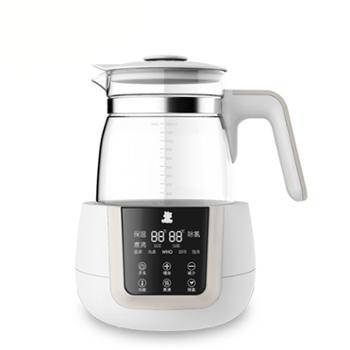 小白熊 恒温调奶器暖奶器婴儿泡奶粉机恒温水壶冲奶器温奶器