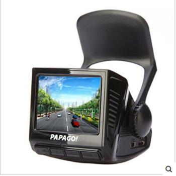 PAPAGO行车记录仪宽动态演示效果GS600