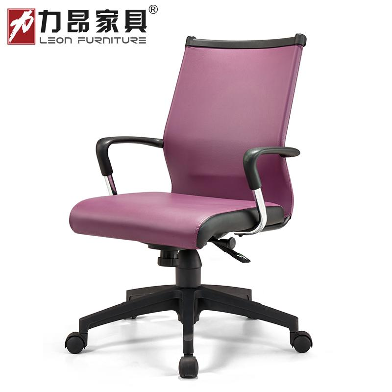 用休闲办公椅 现代时尚转椅 人体工学PU皮M1