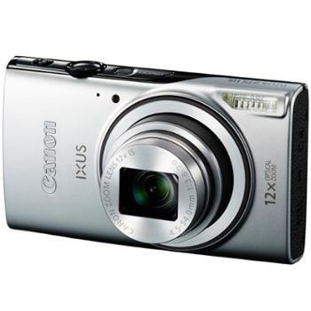 佳能(Canon)IXUS 275 HS 数码相机(2020万像素 12倍光学变焦 25mm广角)