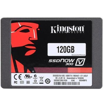 金士顿(Kingston)V300硬盘120GSATA3固态硬盘