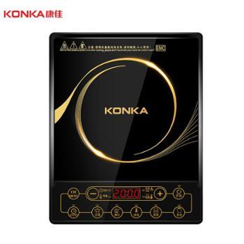 康佳(KONKA)KEO-20AS37电磁炉家用智能多功能磁炉