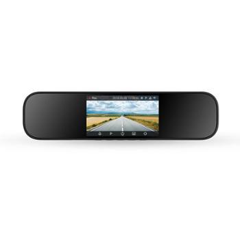 米家后视镜行车记录仪5英寸大屏停车监控小米出品