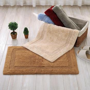 现代简约雪尼尔全棉地垫脚垫家用厨房客厅卧室地毯地垫卫生间门垫