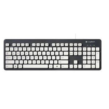 Logitech/罗技K310USB有线笔记本电脑游戏水洗键盘