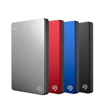 Seagate希捷BackupPlus睿品1TB2.5寸USB3.0超薄1t移动硬盘