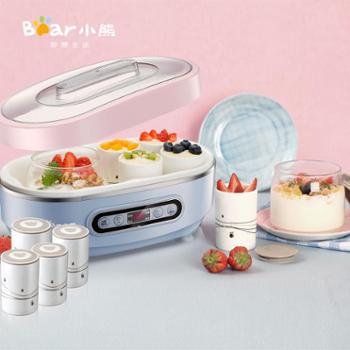 Bear/小熊SNJ-A15K1酸奶机家用全自动纳豆机玻璃内胆分杯包