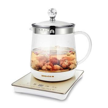 东奥 养生壶 全自动 多功能花茶壶 加厚电 玻璃煮茶壶分体 煎药壶