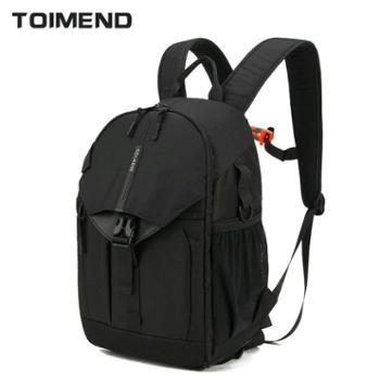 驼盟专业数码佳能尼康单反包 小型双肩休闲相机包防盗摄影包背包