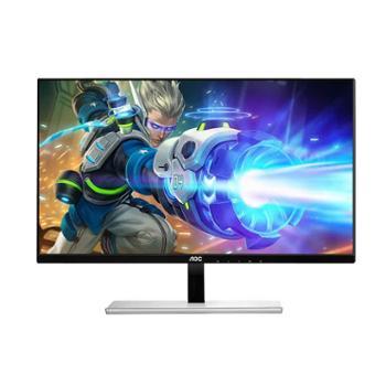 京天华盛I2379V AOC电脑显示器 23英寸IPS屏幕护眼液晶显示屏24