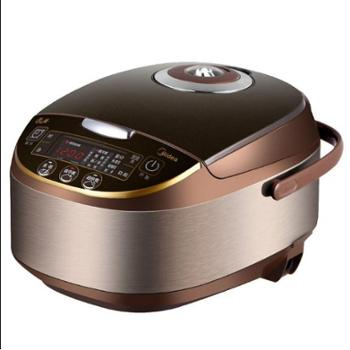 Midea/美的WFS5017TM电饭煲5L升家用多功能智能电饭锅5-6人正品