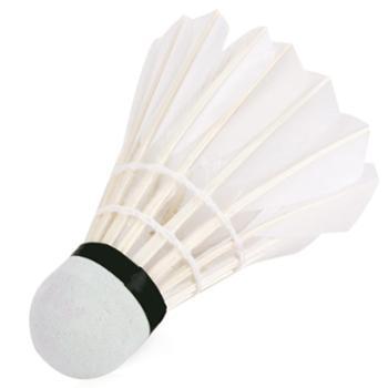 得力风行F2208羽毛球 (白色)(12只筒)