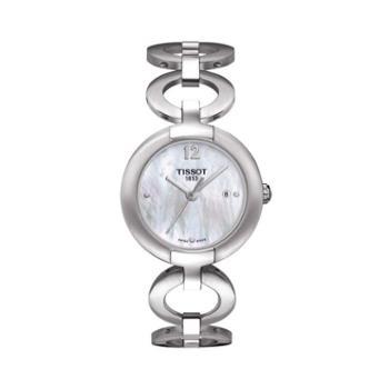 天梭手表Tissot-粉彩系列女装腕表T084.210.11.117.01石英女表