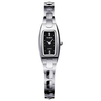 劳士顿ROSDN手链钨钢女士手表石英女表潮流时尚女士腕表钟表1106