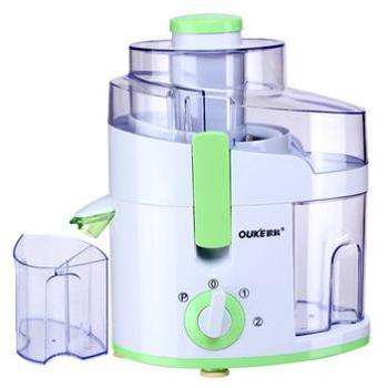 欧科 OK2031C1多功能料理机 榨汁机 大口径 多档调节