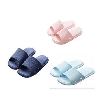 千良 新款防滑软底浴室拖鞋 夏季拖鞋
