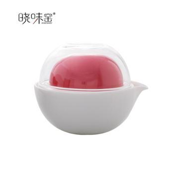晓味窑日出旅行茶具