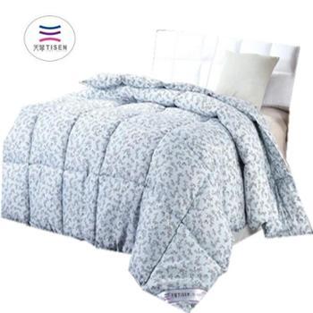 天琴雅致润肤被冬被棉被柔丝棉被2.0米200*230cm净重:1750g(特价回馈)