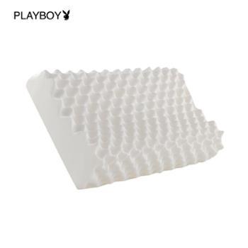 花花公子PLAYBOY 波浪按摩 乳胶枕 (一个)