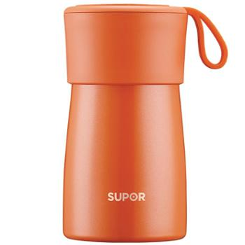 Supor/苏泊尔 【KC50BA1】500mL 魔法焖烧杯 【暖月橘】 单件