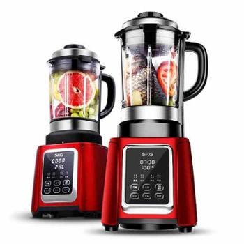 SKG 2092破壁机料理机多功能加热家用全自动玻璃榨汁豆浆婴儿辅食