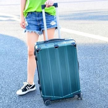 行李箱女万向轮旅行箱男学生韩版拉杆箱24寸密码箱子潮20寸登机箱26寸