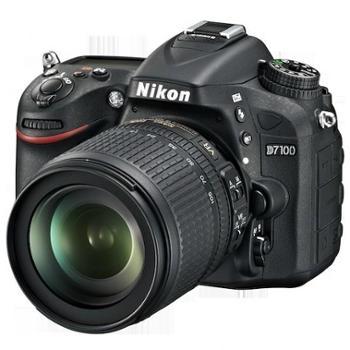 顺丰包邮尼康(Nikon)D7100单反套机(AF-SDX18-105mmf/3.5-5.6GEDVR防抖镜头)
