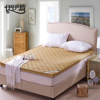 伊伊爱竹炭纤维透气立体床垫亲肤床上用品垫子包邮