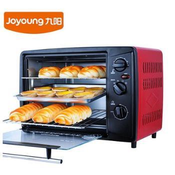 九阳(Joyoung)KX-30J01家用多功能电烤箱 烤面包 烤月饼大容量烘焙 30L