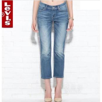 Levis李维斯CoolJeans女士七分牛仔裤46889-0004