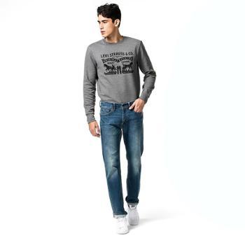levi's李维斯男款501经典修身直筒牛仔裤00501-1591