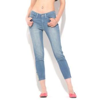 Levi's李维斯女士糖果色女士牛仔裤