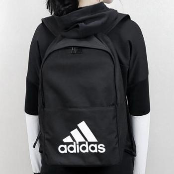 阿迪达斯男包女包旅行包学生书包休闲双肩背包CF9008