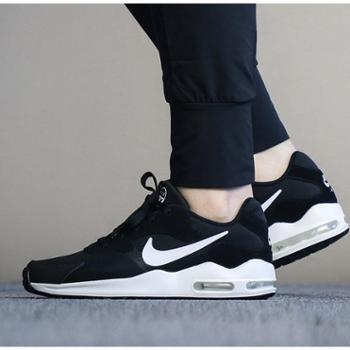 NIKE耐克女鞋AirMax黑白气垫运动跑步鞋916787-003