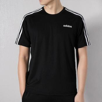 Adidas阿迪达斯男装新款休闲短袖T恤衫DT3043DU1242