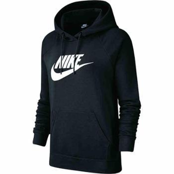 Nike耐克女子运动休闲连帽卫衣勾子套头衫BV4127-010-SF