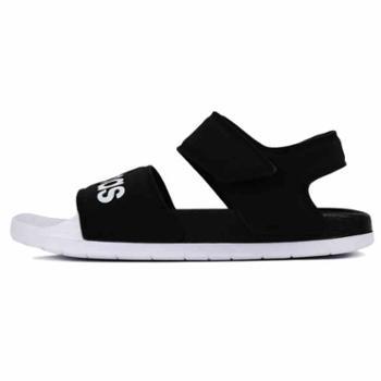 Adidas阿迪达斯男鞋女鞋 沙滩魔术贴透气运动鞋凉鞋F35416
