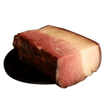 王家五湘西腊肉农家传统烟熏腊后腿肉腌肉咸肉风干肉湖南特产500g