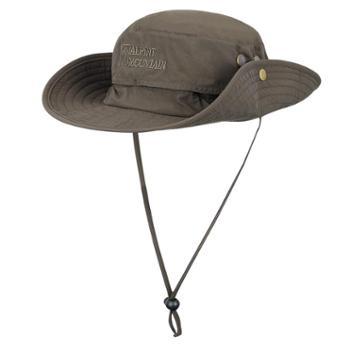 埃尔蒙特ALPINTMOUNTAIN男女款户外运动钓鱼遮阳帽