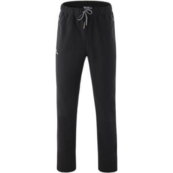 埃尔蒙特ALPINTMOUNTAIN男女款秋冬户外加厚摇粒绒保暖休闲裤