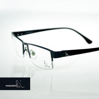 袋鼠多功能变脸眼镜近视框架偏光太阳镜夹片+夜视镜夹片