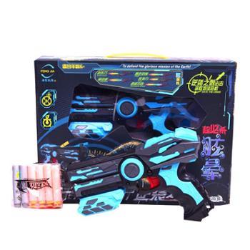 峰佳电动软弹枪异次元战神儿童安全玩具枪FJ806FJ802逆袭之刺