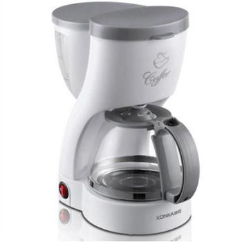 康佳高温蒸汽滴漏式咖啡机KGKF-527