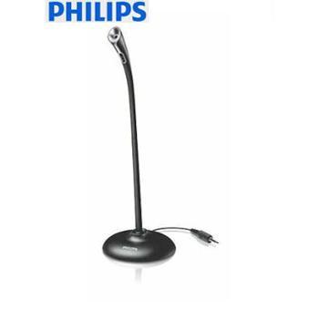 Philips/飞利浦SHM1000台式电脑麦克风K歌专用话筒YY语音聊天