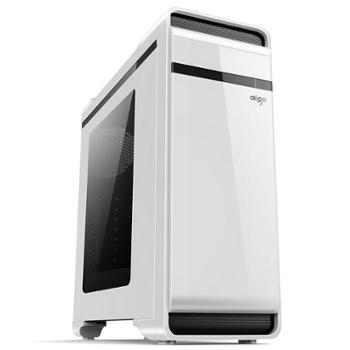 爱国者(aigo) 优果 白色 中塔式机箱(支持ATX主板/USB3.0)