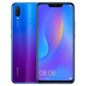 Huawei/华为 nova 3i 全面屏AI四摄逆光美颜大内存智能学生手机 6+128G