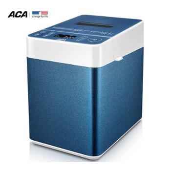 北美电器(ACA)面包机全自动家用45dB静音面包机热风循环自动撒果料26项菜单吐司全自动土司机多功能宿舍小型早餐