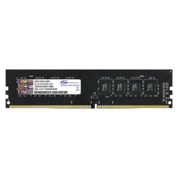 十铨(Team)DDR424004GB台式机内存