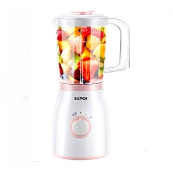 苏泊尔榨汁机家用全自动果蔬多功能水果小型迷你炸果汁辅食搅拌机标准款