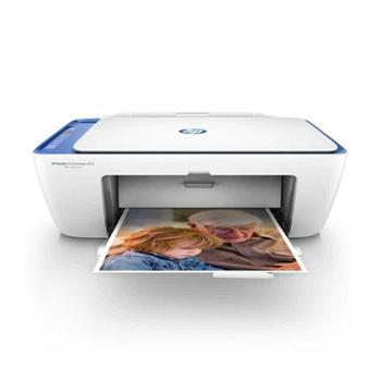 惠普HP2676彩色喷墨打印机一体机无线WIFI手机平板复印扫描三合一打印小型家用学生优2678,2621,3636作业照片